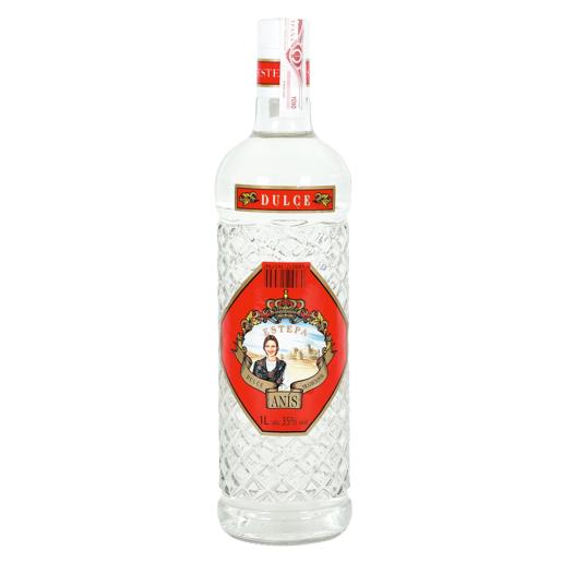 ESTEPA licor de anís dulce botella 1 lt