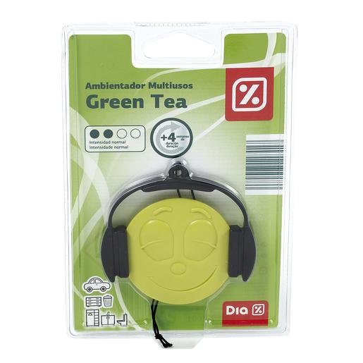 DIA ambientador multiusos green tea 1 ud