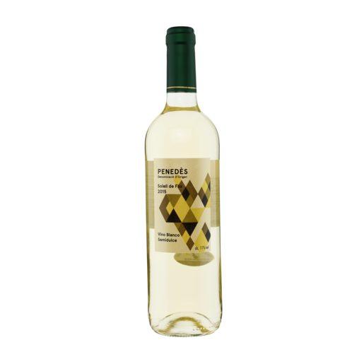 SOLEILL DE FLIX vino blanco semidulce DO Penedes botella 75 cl