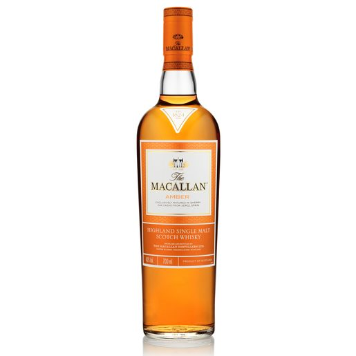 MACALLAN amber whisky botella 70 cl