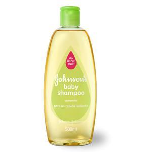 JOHNSON champu camomila botella 500ml