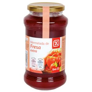 DIA mermelada extra fresa frasco 650 gr