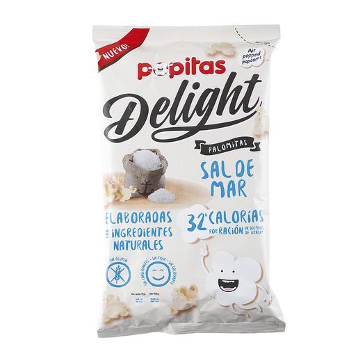 POPITAS Delight palomitas sal de mar bolsa 65 gr
