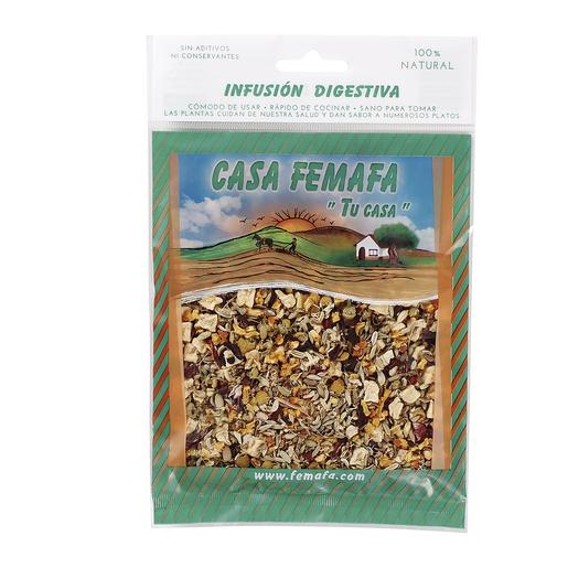 CASA FEMAFA infusión digestiva bolsa 60 gr
