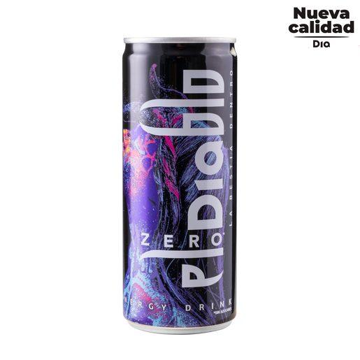 DIA EL DIABLO bebida energética zero lata 25 cl
