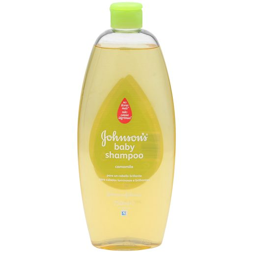 JOHNSON?S Baby champú camonila bote 750 ml