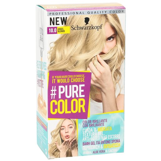 PURE COLOR tinte Angel Blonde Nº 10.0 caja 1 ud