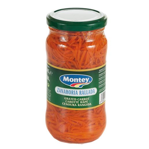 MONTEY zanahoria rallada frasco 180 gr