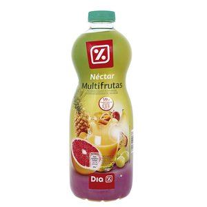DIA néctar multifrutas botella 1lt