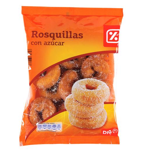 DIA rosquilletas azucar bolsa 250 gr