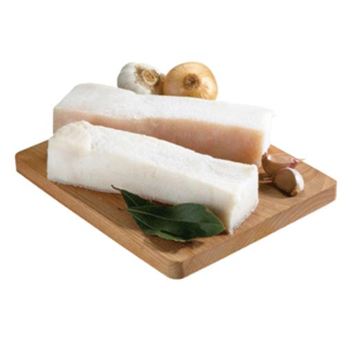 Tocino ibérico salado bandeja 500 gr