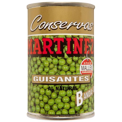 MARTINEZ guisantes muy finos lata 95 gr