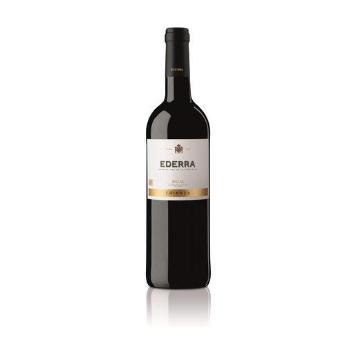 EDERRA vino tinto crianza DO Rioja botella 75 cl