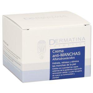 DERMATINA crema anti-manchas hidratante tarro 50 ml