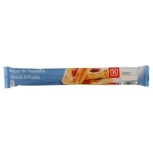 DIA masa de hojaldre rollo 230 gr