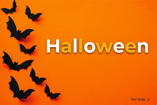 Halloween en DIA