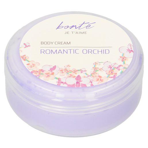 BONTE crema corporal hidratante orquidea tarro 150 ml
