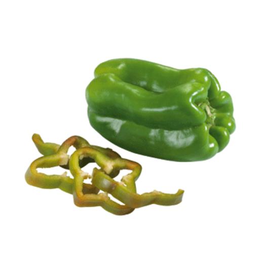Pimiento lamuyo verde bolsa (290 gr aprox.)