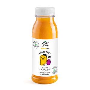 DIA FRUTICAMPO smoothie de mango y maracuyá botella 250 ml