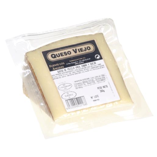 FUENTE LOS ANGELES queso viejo cuña 300 g