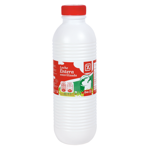 DIA leche entera botella 1.5 lt