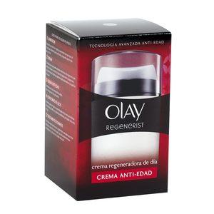 OLAY Regenerist crema facial de dia antiedad regeneradora caja 50 ml