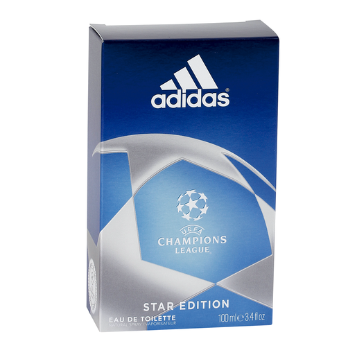 ADIDAS colonia uefa champions league 2 frasco 100 ml