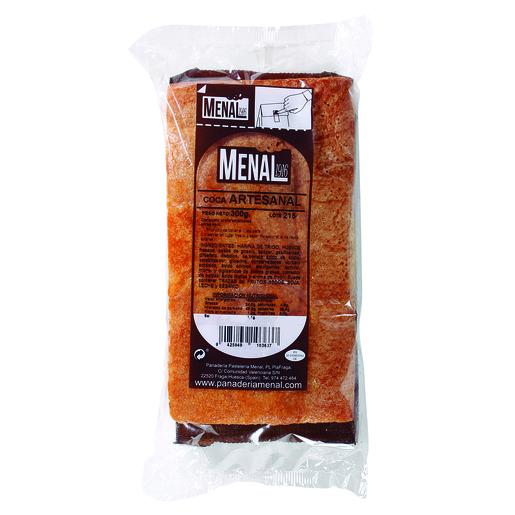 MENAL coca artesanal paquete 300 gr