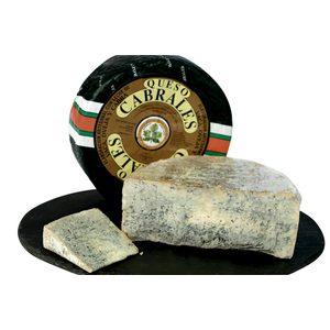 VALDE LOS FRAILES queso cabrales D.O.P cuña (peso aprox. 300 gr)