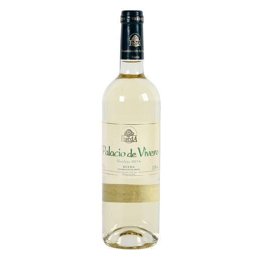 PALACIO VIVERO RUEDA VERDEJO vino blanco botella 75 cl