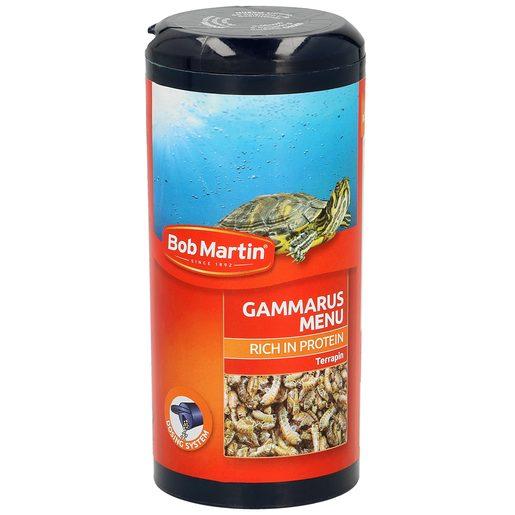 BOB MARTIN alimento para tortugas de agua gammarus bote 25 gr