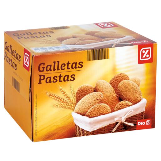 DIA galletas tradicionales artesanas caja 500 gr