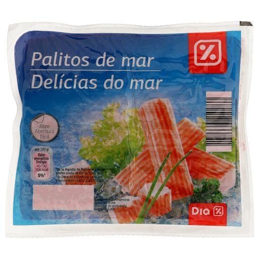 DIA palitos de mar envase 450 gr