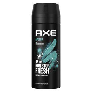 AXE desodorante apollo spray 150 ml