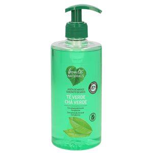 BONTE jabón líquido de manos té verde dosificador 500 ml