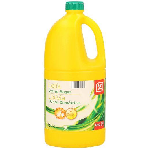 DIA lejía densa hogar botella 2 lt