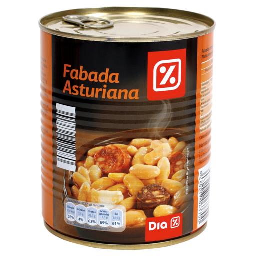 DIA fabada asturiana lata 865 gr