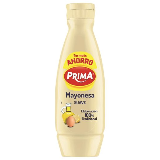 PRIMA mayonesa bote 700 ml