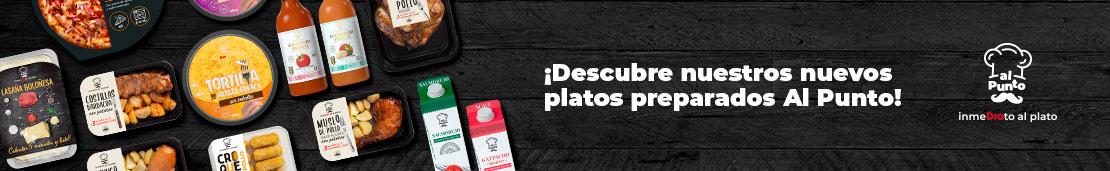 Descubre la nueva categoría de platos preparados Al Punto de DIA