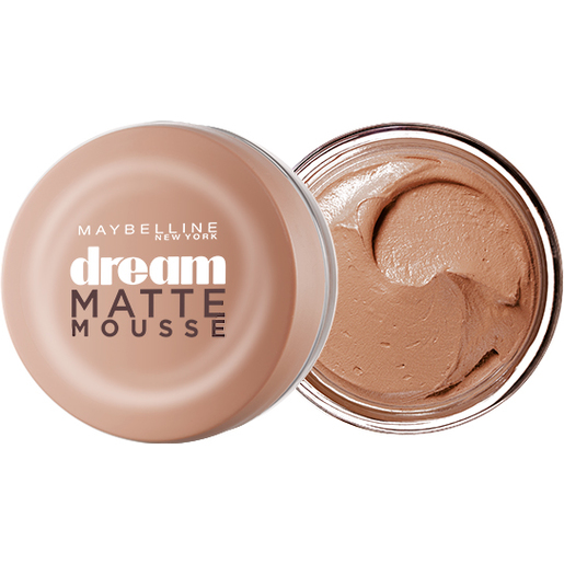 MAYBELLINE Dream Mat Mousse base de maquillaje 40 Tawn