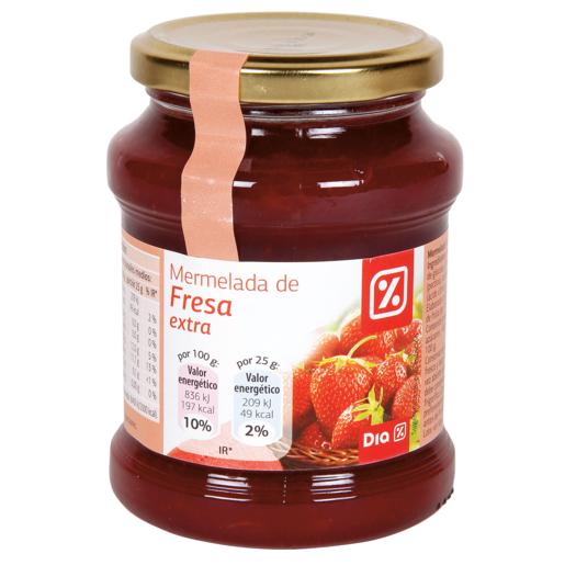 DIA mermelada extra fresa frasco 390 gr