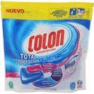 COLON detergente máquina total power gel en cápsulas bolsa 22 uds