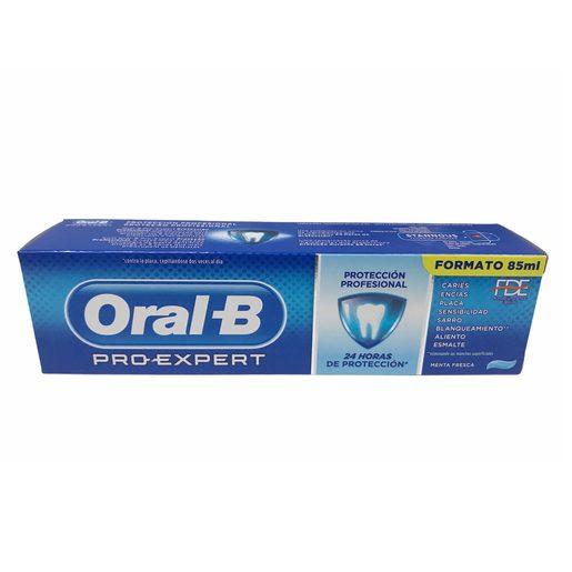 ORAL B pasta dentífrica pro-expert protección tubo 85 ml