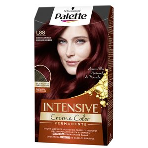 PALETTE Intensive creme tinte Burdeos Luminoso Nº L88 caja 1 ud