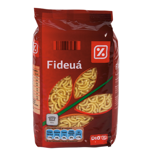 DIA fideúa paquete 500 gr