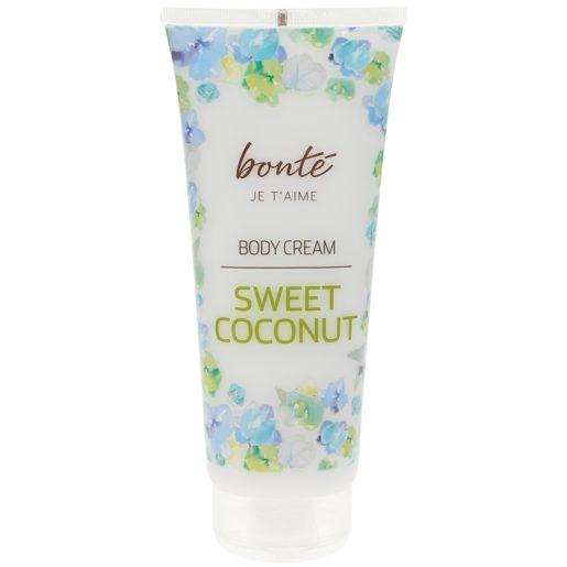BONTE crema corporal coco tubo 200 ml