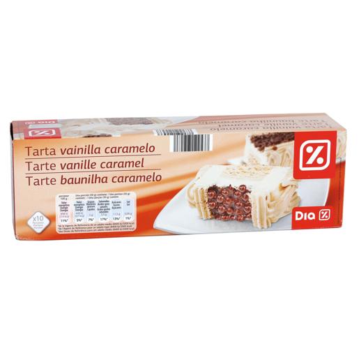 DIA tarta de vainilla /caramelo 1 lt