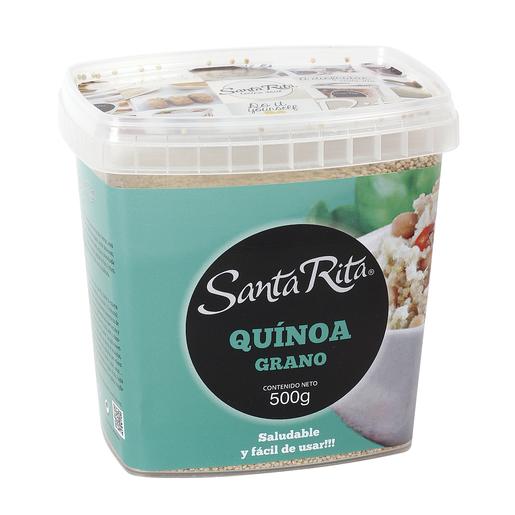 SANTA RITA quinoa tarrina 500 gr