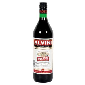 ALVINI vermouth rosso botella 1 lt