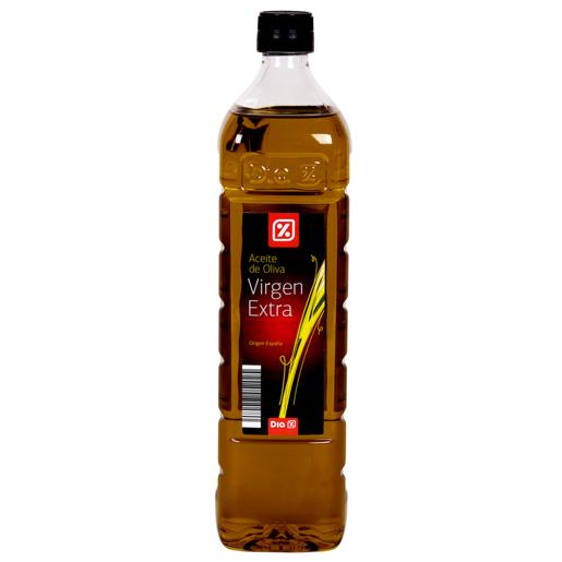 DIA aceite de oliva virgen extra botella 1 lt